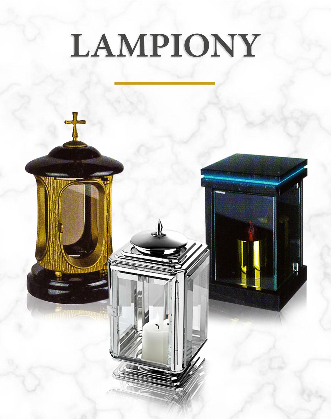 Lampiony nagrobkowe