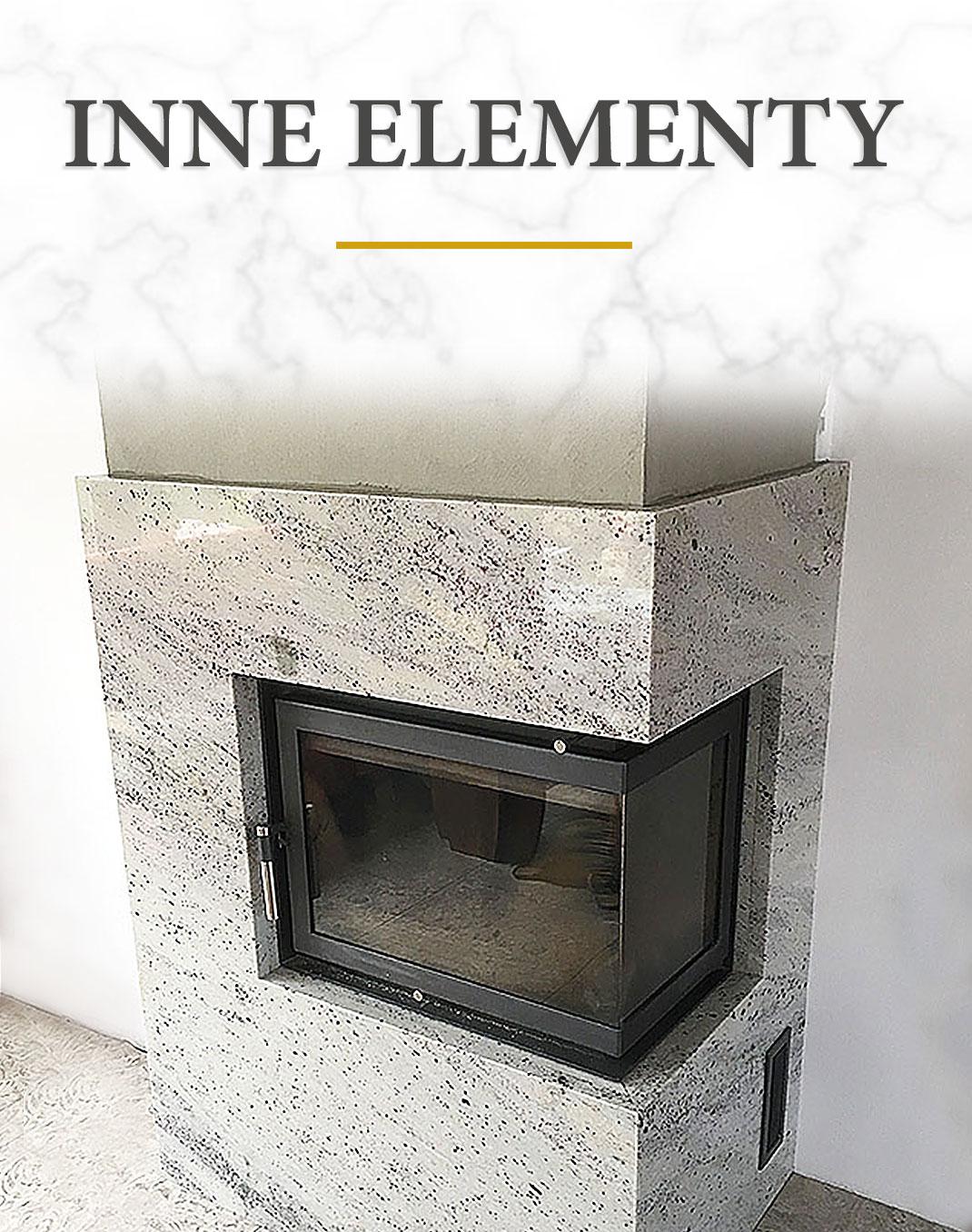 Kamieniarstwo Inne Elementy