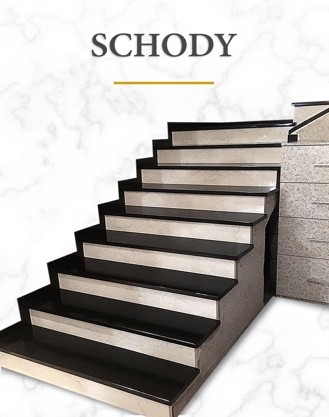 Kamieniarstwo Schody
